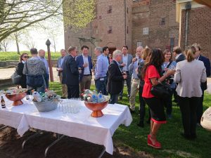 Afsluitende borrel Masterclass 18 april